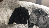 Ladies size large, blazer jackets. Take all for $75 Edmonton, T5H 3N4
