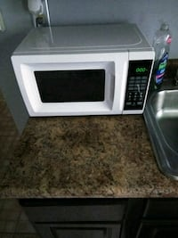 white and black microwave oven Hartford, 06120