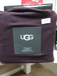 UGG Twilight Flannel Queen Sheet Ottawa