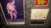 Andre the Giant (READ MORE INFO)⤴  Toronto