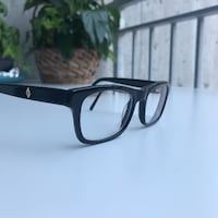 Prescription Glasses Frame black - Monture lunettes Montreal