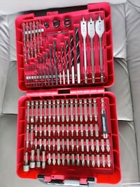100 piece drill and drive set  Irving, 75038