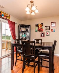 Dining Room Table & Chairs (Ashley Furniture) Aldie, 20105