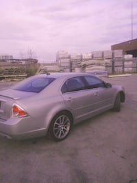2008 Ford Fusion Mississauga