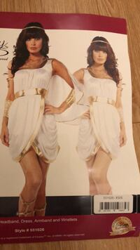 Brand New Goddess Costume, XS/S, Pick up  Whitchurch-Stouffville