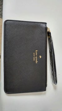 Authentic Kate spade med clutch black