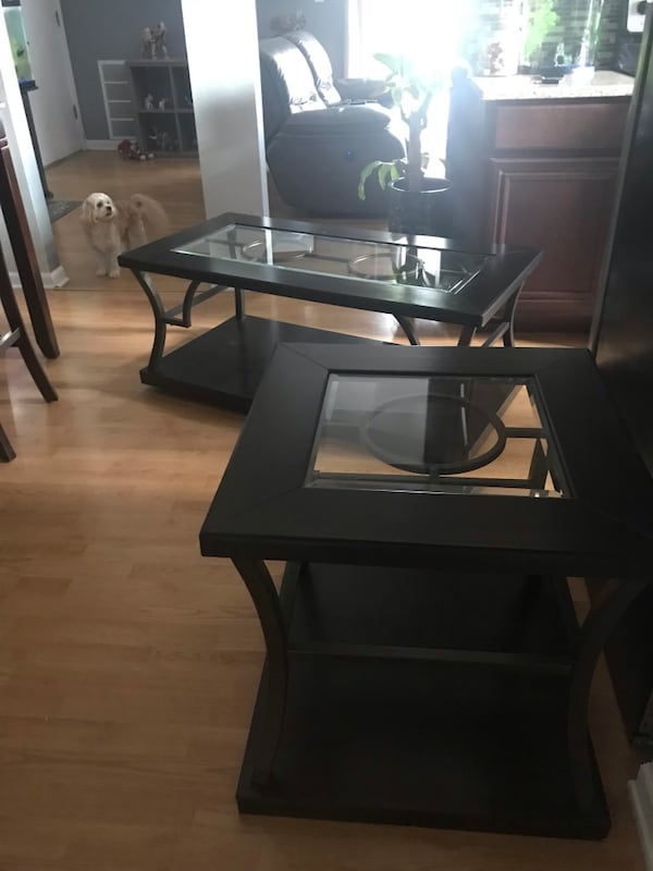 Set of 3 coffee table  3