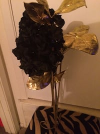 brown and gold flower decor Killeen, 76543