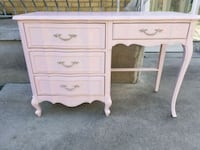 Refinished French provicial desk 150 Toronto, M6L