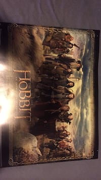 The Hobbit an unexpected journey poster St Catharines, L2P 1C7