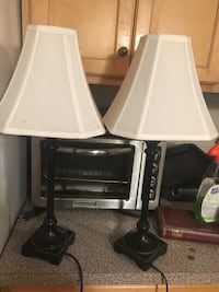 2 lamps together