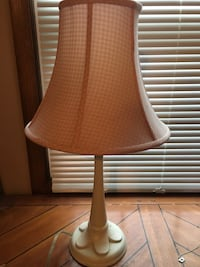 brown and white table lamp Cedar Falls, 50613