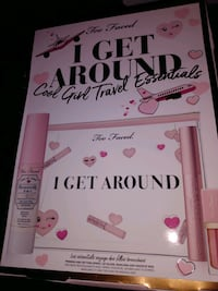 New too faced , I get around, cool girl travel set Oregon City, 97045