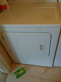 white front-load clothes dryer Youngstown, 44509