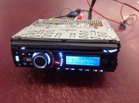 PRICE IS FIRM - DUAL CAR RADIO CD BLUETOOTH AUX - PRICE IS FIRM Columbus, 43223