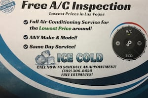 Free vehicle AC Inspection