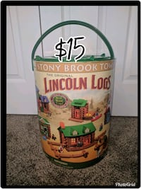 Lincoln logs Frederick, 21701