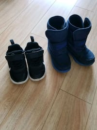 Toddler boy shoes and boots Brampton, L6T 3E6