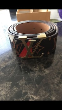 Louis Vuitton belt never worn condition 10/10 Silver Spring, 20901