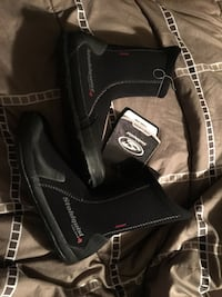 stohlquist water boots size 8