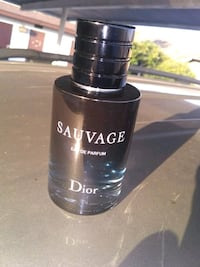 Sauvage dior glass bottle Bakersfield, 93308