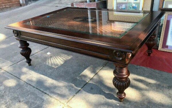 Used 23738 Modern Victorian 49 X 36 Coffee Table For Sale In