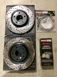 StopTech Sport Brake Kit Lebanon, 17042