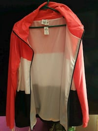 red and white long-sleeved shirt Cicero, 60804