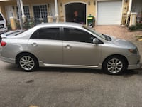 2010 Toyota Corolla Sport  91000 Miles Excellent Condition! First Owner! Clean Title! Hollywood, 33021
