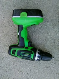 green and black cordless hand drill Rowland Heights, 91748