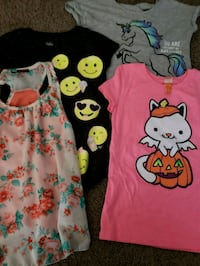 Girls assorted shirts Fontana, 92336