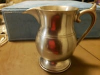 Woodbury Authentic Pewter Creamer Silver Spring, 20910