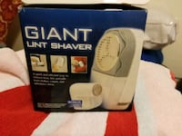 Giant Lint Shaver