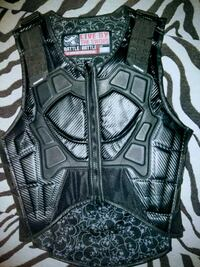 Motorcycle vest* sm Approved Spine protector armor North Las Vegas, 89030