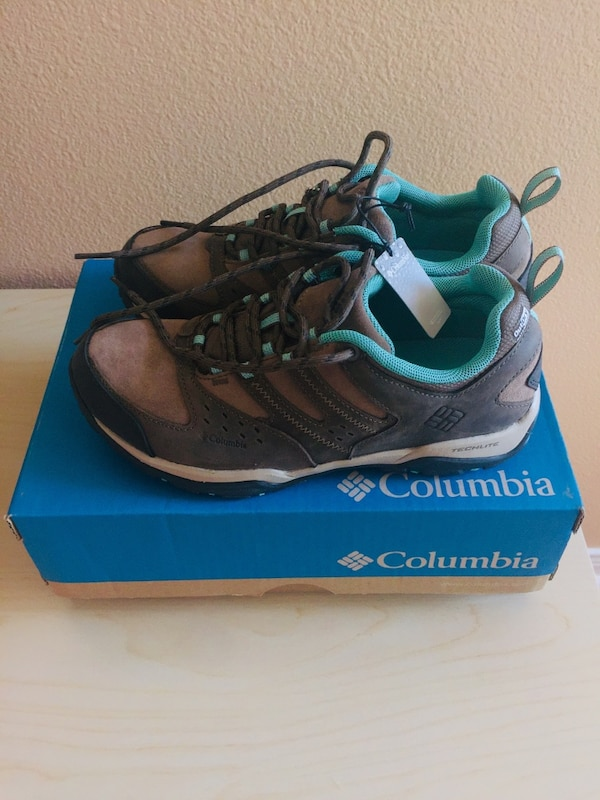 Columbia - Women's Rearden Pass Leather Outdry Shoes