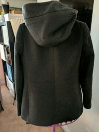 gray and black zip-up jacket Vancouver, V5P 2A1