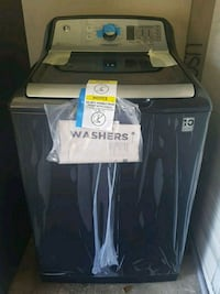 NEW GE  DEEP FILL WASHER AND DRYER  Silver Spring, 20906