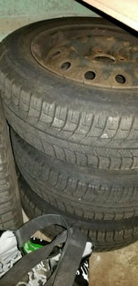 Winter tires Michelin Xice with Rims  Toronto, M2R 2P2