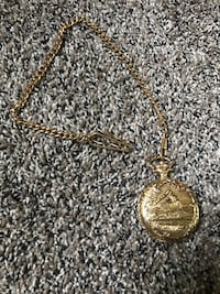 Brut Train Pocket Watch  Medina, 44256