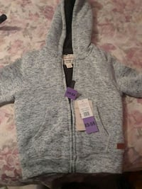 gray and pink Victoria's Secret Pink hoodie Charleston, 29412