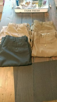 4 Pair Dress Pants (all 4 for $10) Knoxville