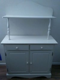 Little white kitchen cabinet. Sierra Vista
