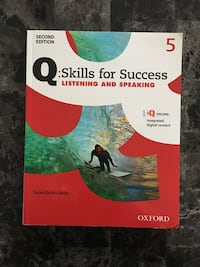 EAP ENGLISH BOOKS for Level 7 & 8  -GEORGIAN COLLEGE Barrie, L4M 5K1