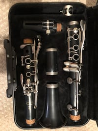 Clarinet. Comes with case, music stand and a music book   Alexandria, 22304