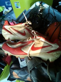 football cleats size 11 Clive, 50325