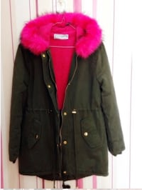 Parka Talla XL Madrid, 28038