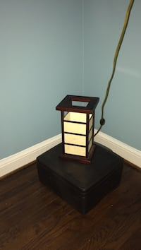 Solid wood Japanese lamp 45 km