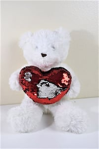 Dan Dee Valentine's Teddy Bear SEQUENCE 2239 mi
