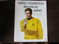 Star Trek Convention Program 1976 Catharpin