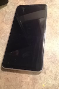 """black android smartphone with case, beautiful phone! Not even had it 2 weeks old. Takes type """"C"""" charger . Looking to sale it a.s.a.p. No offence to android fanatics but I'm more of an apple kind of guy! Yes or is unlocked ! Calgary, T3K 4H2"""